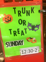 2016 Trunk-or-Treat
