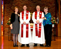 2011 Pastor Gibbons and Pudell Ordination
