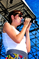 Francesca Battistelli @ Ignite Fest 2011