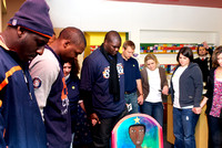 2010 U of C Chicago Bears Visit