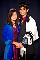 Mia and Pavel Bar & Bat Mitzha